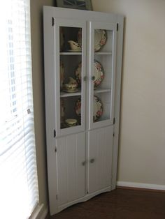 Kitchen Armoire Hutch Storage Microwave Stand Wood Cabinet ...