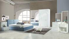Kapris Modern Yatak Odası