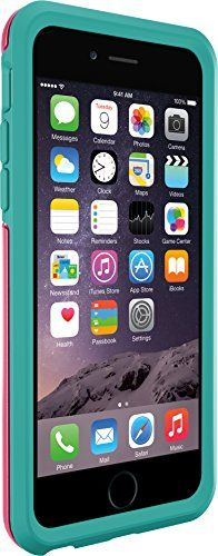 OtterBox iPhone 6 Case - Symmetry Series, Frustration-Free Packaging - Teal Rose (Blaze Pink/Light Teal) (4.7 inch) OtterBox http://www.amazon.com/dp/B00N1X0G1Q/ref=cm_sw_r_pi_dp_BjxAub1CNHN9W
