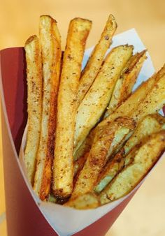 Weight Watchers skinny oven fries - 5 smart points