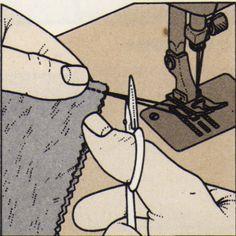 Costura a máquina consejos útiles.- Cómo coser a máquina.- Manualidades Costura.trucosymanualidades.com