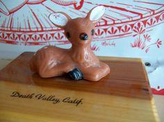 Death Valley little cedar wooden trinket box by therunawaypancake on Etsy, $14.99