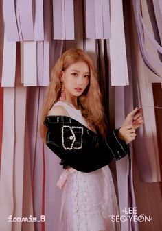 SOYEON FROMIS-9 .. more fun with the shredder. AMx