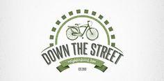 Down the Street logo