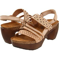 049275288 The Relate sandal is from the Naot Duet Collection