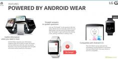 LG launches G Watch smart-watch in India | i Gadgets World | i for innovative