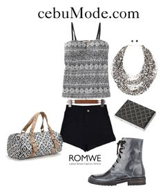 """Back to School Denim 20"" by cebumode on Polyvore"
