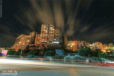 Have a Blessed night from Achrafieh   ليلة مباركة من الأشرفيه  By Karim Boukarim