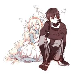 Kuroha and Mary, Kagerou Project