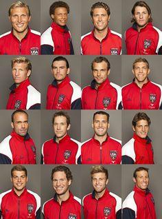 USA Men's Water Polo Team