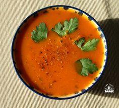 Krem dyniowo-marchewkowy – dieta dr Dąbrowskiej
