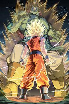 dragon ball z gohan vs bojack Dragon Ball Z, Dragon Ball Image, Photo Dragon, Fan Art, Manga Anime, Anime Comics, Anime Characters, Comic Art, Character Art