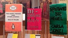 Disobedient Objects Exhibition - Book Shields