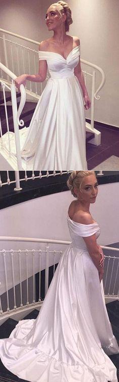 Cheap Wedding Dresses, Wedding Dresses Princess, A Line Wedding Dresses, Wedding Dresses Cheap, White Wedding Dresses, Long Wedding Dresses, A Line dresses, Long White dresses, Princess Wedding Dresses, Zipper Wedding Dresses, Ruffles Wedding Dresses, A-line/Princess Wedding Dresses