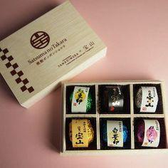 西酒造の宝山シリーズを使ったPatisserieYANAGIMURAの焼酎ボンボンショコラ「薩摩の宝」