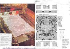 MIRIA βελονάκια και πίνακες: ΠΙΝΑΚΑΣ ΔΡΟΜΟΙ ΣΤΟ CROCHET