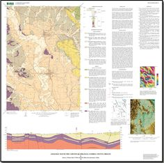 Wheeler, Karen L., Wells, Ray E., Minervini, Joseph M., and Block, Jessica L., 2009, Geologic map of the Carlton quadrangle, Yamhill County, Oregon: U.S. Geological Survey Open-File Report 2009-1172, scale 1:24,000 and database.
