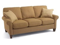 Shop For Flexsteel Sofa, 5979 30, And Other Living Room Sofas At Sofas