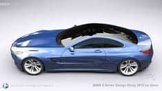 BMW 8 Series Design Study images 8 750x422 photo