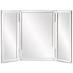 Trifold Vanity Mirror By Allan Andrews
