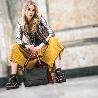 Prünepresenta su nueva colección otoño- invierno 2015 creada para una mujer multifacética, activa y sofisticada, inspirada en la Belle Époque...