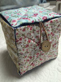 Fabric Basket 2,  여기다 무엇을 담을까 고민중이예요^^  행복한 핸드메이드 아뜰리에, 봉봉소잉 공방으로 놀러오세요^^