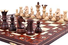 Buy The Jarilo - Unique Wood Chess Set, Pieces, Chessboard & Storage - Topvintagestyle.com ✓ FREE DELIVERY possible on eligible purchases