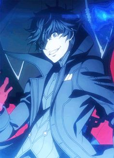 PERSONA 5 JOKER I called the character Nagito Joker XDD