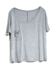 Box T-shirts with Pockets
