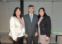 Carmen Gloria Belmar, Jorge Ochipinti, Claudia Mardones.