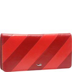 TUSK LTD Barcelona Gusseted Clutch Wallet