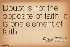 Paul Tillich Quotes - Meetville