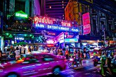 Bangkok, Nana Plaza