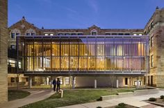The Forum,University of Kansas School of Architecture (my alma mater), studio 804 design/build © James Ewing Photography