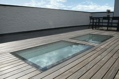 Glazing Vision Rooflights, Skylights and Glass Roofs- Walk-On Rooflights