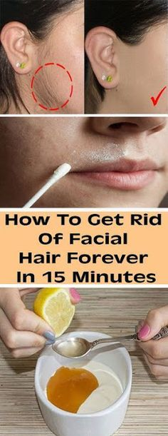 Many women try out a different hair removal ways in order to remove unwanted hair from different body parts, including the face. hair removal for women How To Get Rid Of Facial Hair Forever In 15 Minutes Upper Lip Hair Removal, Underarm Hair Removal, Natural Hair Removal, Hair Removal Diy, Hair Removal Cream, Natural Hair Styles, Face Hair Removal, Facial Hair Remover, Homemade Hair Removal