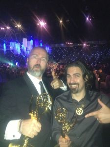 Bear McCreary/Huge Designs take home Emmys for Main Titles