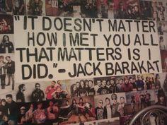 --Jack Barakat