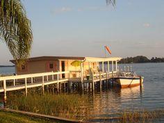 Lake Dora Florida. March!