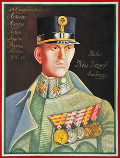 Ranger, Austro Hungarian, Emblem, Military Art, Hungary, Captain Hat, Old Things, Kiss, Country