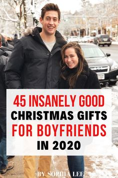 the best gifts for boyfriend 2020