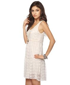 Embroidered Lace Dress--reception/bachlor/bachelorette?