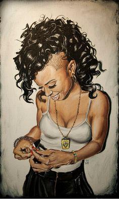 "Black Women Art!, ""SpongeBob Swag"" by Jeremy Worst Visit..."