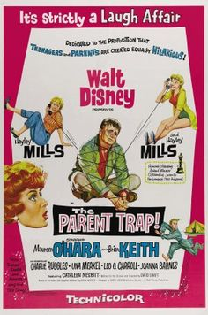 Image detail for -The Parent Trap (1961) - TurkceAltyazi.org