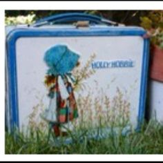 I had this lunchbox in 3rd grade!