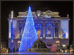 Christmas, Montpellier, France