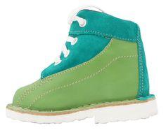 Papuci ortopedici VV - Verde si verde turcoaz