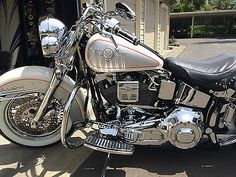 American Classic Motors : Harley Davidson Limited Edition 1994 Harley Davidson FLSTN Nostalgia - EXCLUSIVE DEAL! BUY NOW ONLY $17500.0