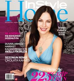 Instyle Home Ocak sayısı çıktı