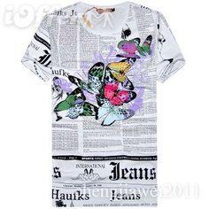 2012JOHGALLIANO fashion men vest tank tops t shirt
